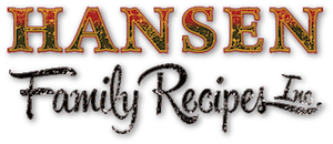 Hansen Family Recipes Logo